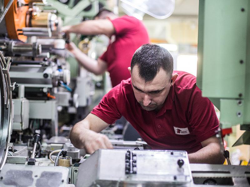 Fabryka wRadomiu – Departamenty