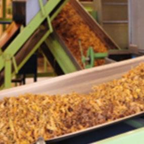 Produkcja krajanki tytoniowej